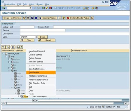 SAP Integration – Part 1: Microsoft BI on top of SAP BW (3/6)