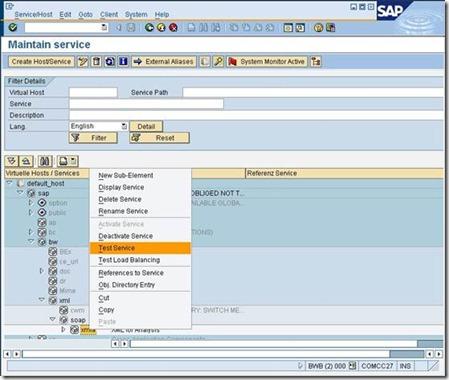 SAP Integration – Part 1: Microsoft BI on top of SAP BW (3/6)