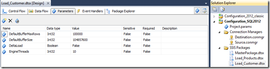 SSIS 2012 Configuration Guide – Part 2: Scenarios, Setup and Migration (3/6)