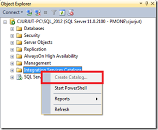 SSIS 2012 Configuration Guide – Part 1: Introduction (6/6)
