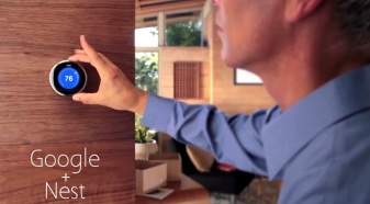 google acquisition of nest, thermostat, Protect